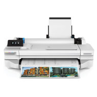 Плоттер HP DesignJet T125 24-in Printer (A1/610mm) 5ZY57A
