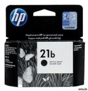 HP №21b C9351BE Simple Black Inkjet Print Cartridge