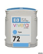 HP №72 Cyan Ink Cartridge C9398A 69 ml